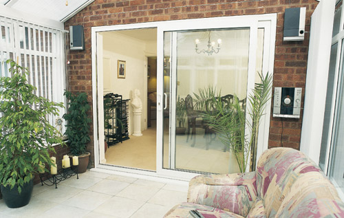 Patio door repair bebington