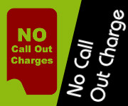 When you call Hoylake locksmiths there is never a call out charge