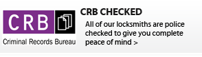 Locksmiths West Kirby are CRB checked